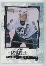 1998 Upper Deck Profiles #P21 Paul Kariya Anaheim Ducks (Mighty of Anaheim) Card