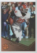 2010 Press Pass Gold #7 CJ Spiller Clemson Tigers C.J. Rookie Football Card