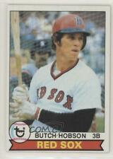 1979 Topps #270 Butch Hobson Boston Red Sox Baseball Card