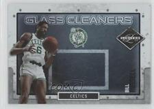 2009 Panini Limited Glass Cleaners 3 Bill Russell Boston Celtics Basketball Card