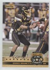 2010 Razor US Army All-American Bowl 67 Barry Brunetti U.S. Rookie Football Card