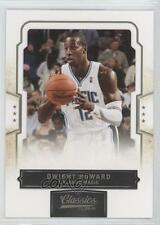 2009-10 Panini Classics #78 Dwight Howard Orlando Magic Basketball Card