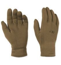 Outdoor Research PS 150 Gloves Coyote Brown Military Tactical Polartec Fleece
