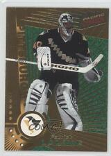 1997-98 Pacific Dynagon #103 Patrick Lalime Pittsburgh Penguins Hockey Card