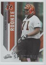 2009 Playoff Absolute Memorabilia Spectrum Silver #105 Andre Smith Football Card