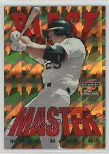 1997 Score Blast Master #2 Mark McGwire Oakland Athletics Baseball Card
