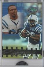 2003 eTopps #38 Marvin Harrison Indianapolis Colts Football Card