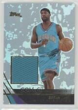 2003 Topps Jersey Edition #jeBD Baron Davis New Orleans Hornets Basketball Card