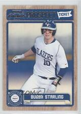 2011 Playoff Contenders Prospect Tickets #RT5 Bubba Starling Kansas City Royals