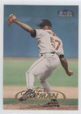 1998 Fleer Tradition Update Factory Set Base #U18 Juan Guzman Baltimore Orioles