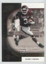 2009 Press Pass Signature Edition Gold #10 Mike Goodson Texas A&M Aggies Card