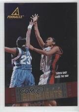 1998 Pinnacle WNBA Court Collection #81 Tina Thompson Houston Comets (WNBA) Card