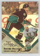 2000 Topps Gold Label Class 1 82 Teemu Selanne Anaheim Ducks (Mighty of Anaheim)