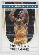 2011 NBA Hoops Artist's Proof 274 Chris Paul New Orleans Hornets Basketball Card