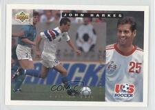 1993 Upper Deck World Cup 94 Preview English/Spanish 146 John Harkes Soccer Card
