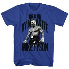 T-Shirts Sizes S-2XL New Authentic Mike Tyson OG Mens T-Shirt Kid Dynamite
