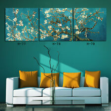 Home Decor 3 Piece Wall Art Painting Wall Pictures of Seascape for Living Room