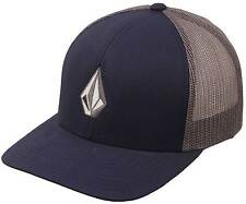 Volcom Full Stone Cheese Trucker Hat - Pewter - New