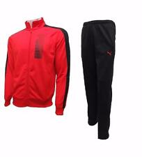 Puma Mens Tracksuit Fun Graphic Poly Suit Ftiness Training Tracksuit Track Pants