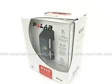 Polar A360 Fitness Tracker + Wrist-Based Heart Rate Monitor BLACK WHITE SMALL