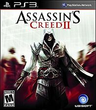 Assassin´s Creed II  New Sealed PS3  Last One !!