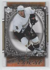 2007 Upper Deck NHL's Best #B11 Teemu Selanne Anaheim Ducks (Mighty of Anaheim)