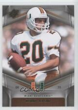 2012 SPx #2 Bernie Kosar Miami Hurricanes Football Card
