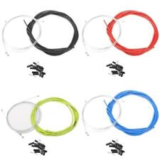 Universal Road Mountain Bike FRONT & REAR Inner Outer Wire Gear Brake Cable Set