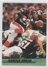 1993 Topps Stadium Club Members Only #160 Harold Green Cincinnati Bengals Card
