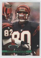 1993 Topps Stadium Club Members Only #254 Carl Pickens Cincinnati Bengals Card