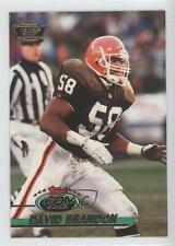 1993 Topps Stadium Club Members Only #372 David Brandon Cleveland Browns Card