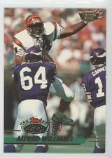 1993 Topps Stadium Club Members Only 475 Alfred Williams Cincinnati Bengals Card