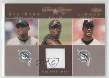 2004 Fleer Classic Clippings #ASL-DW Luis Castillo Mike Lowell Dontrelle Willis