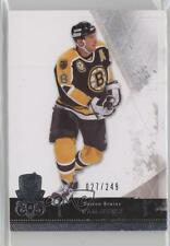 2010-11 Upper Deck The Cup #87 Cam Neely Boston Bruins Hockey Card