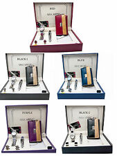 NINA MYERS:WOMEN'S ANALOG QUARTZ WATCH,KEY CHAINS WALLET,PEN & EARRINGS GIFT SET