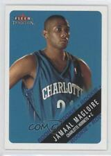 2000-01 Fleer Tradition #238 Rookie Jamaal Magloire Charlotte Hornets RC Card