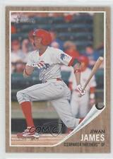 2011 Topps Heritage Minor League Edition #138 Jiwan James Clearwater Threshers