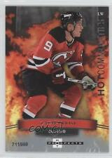 2007-08 Fleer Hot Prospects #160 Commodities Zach Parise New Jersey Devils Card