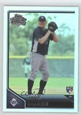 2011 Topps Lineage Diamond Anniversary 179 Jake McGee Tampa Bay Rays Rookie Card