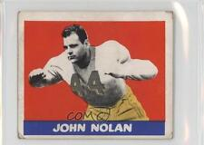 1948 Leaf #40 John Nolan Boston Yanks Rookie Football Card