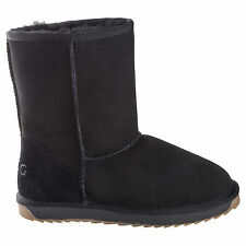 Classic Short Black UGG Boot Made in Australia JUMBUCK UGG Boots 7 Lady