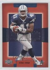 2003 Upper Deck Finite 223 Terence Newman Dallas Cowboys RC Rookie Football Card