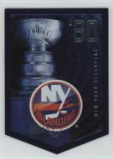2012-13 Panini Molson Canadian Stanley Cup Collection 80 New York Islanders Team