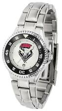 New Mexico Lobos Ladies Stainless Steel Watch