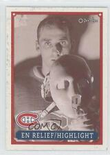 1993-94 O-Pee-Chee Montreal Canadiens Hockey Fest #32 Jacques Plante Card