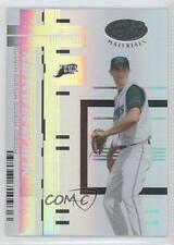 2005 Leaf Certified Materials Mirror White #216 Jason Hammel Tampa Bay Rays Card