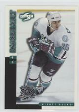 1997 Score Team Collection Anaheim Mighty Ducks 8 JJ Daigneault J.J. Hockey Card