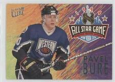 1994-95 Fleer Ultra All-Star Game #7 Pavel Bure NHL Team Hockey Card