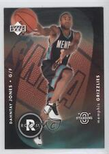 2003 Upper Deck Standing O #104 Dahntay Jones Memphis Grizzlies Basketball Card