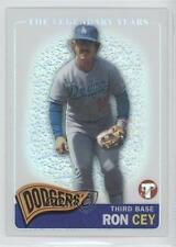 2005 Topps Pristine Legends Refractor #94 Ron Cey Los Angeles Dodgers Card